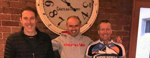 Parkinson Wins Club Road Championship